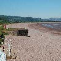 Dog-friendly inn with dog-friendly beach and long walks, Somerset - Somerset dog-friendly beach near the A39.jpg