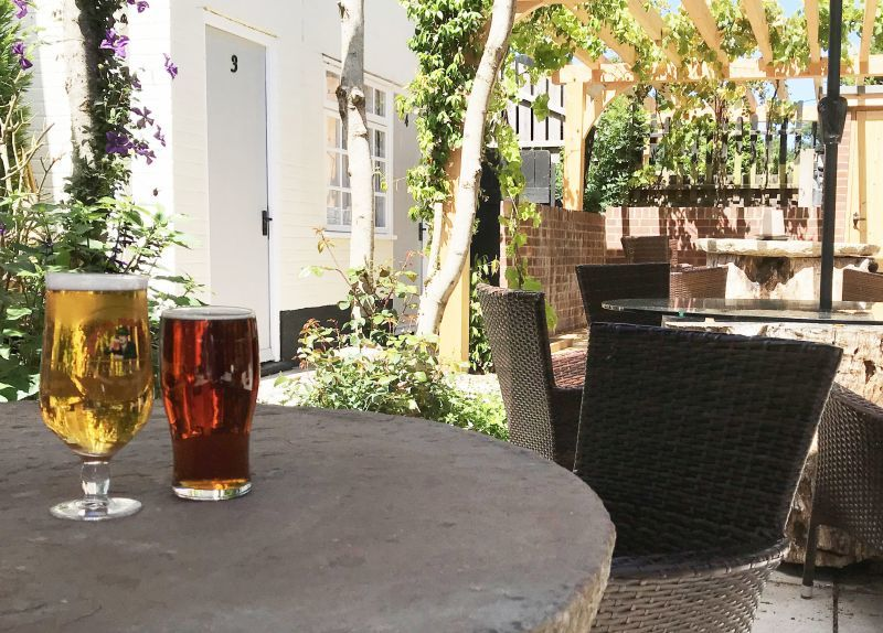 A30 dog-friendly pub and dog walk near Salisbury, Wiltshire - Wiltshire dog-friendly pub and dog walk