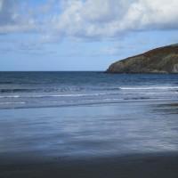 Big sandy dog-friendly beach in Pembrokeshire, Wales - IMG_5854.JPG