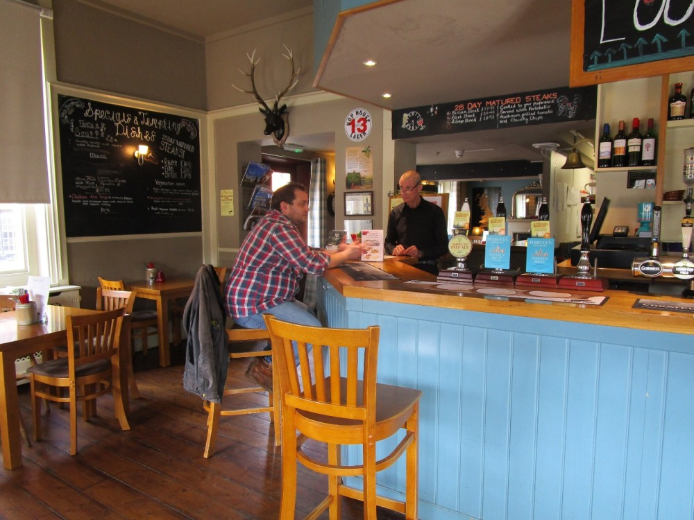 A27 Dog-friendly pub amongst the ruins, East Sussex - Dog-friendly pubs with dog walks East Sussex.JPG