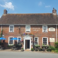 Hambledon Hill dog walk and dog-friendly pubs, Dorset - Dorset dog-friendly pub and dog walk