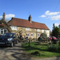 A286 Woodland walk and dog-friendly pub, West Sussex - Sussex dog-friendly pub and dog walk.JPG