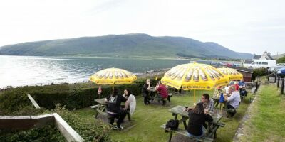 The Applecross Inn - dog-friendly, Scotland - Driving with Dogs