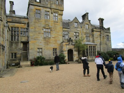 A21 Castle dog-walk and cafe, Kent - Driving with Dogs