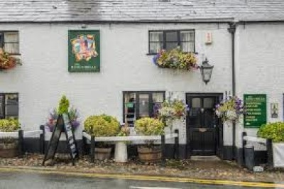 Frodsham dog-friendly pub and dog walk, Cheshire West - Driving with Dogs