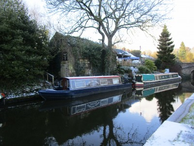 Cheddleton dog-friendly pub and dog walk, Staffordshire - Driving with Dogs